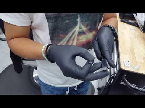 Esconde las Tijeras | Maniobras y trucos con Tijeras Peluquería ✂︎ Técnicas - YouTube