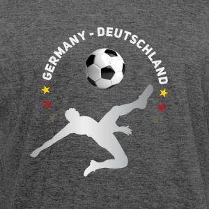 Fußball confed cup Fallrückzieher Tor Deutschland Meister tea - Männer T-Shirt