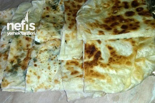 5 Dakikalık Peynirli Börek