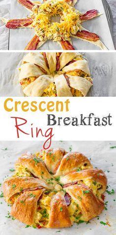 #27. Crescent Breakfast Ring -- 30 Super Fun Breakfast Ideas Worth Waking Up For