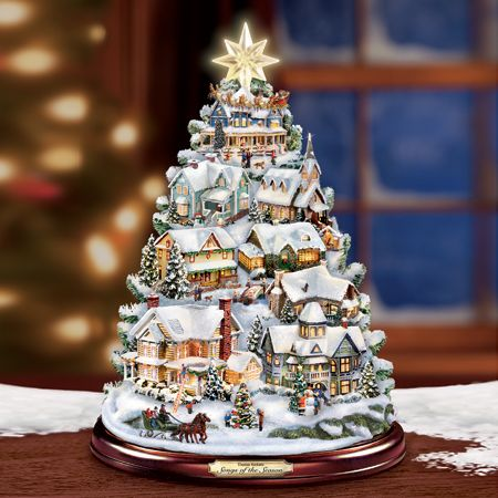 - Скульптура Рождество в каждом доме