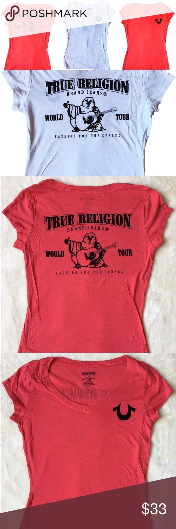 T shirt design 2 zeixs - Women S True Religion Flocked V Neck Tee Shirt Stretch V Neck 50 Cotton
