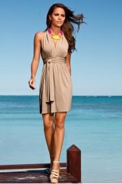 Fabulous halter dress