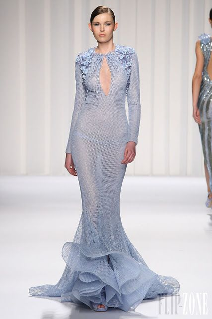 Abed Mahfouz Couture Spring-Summer 2013