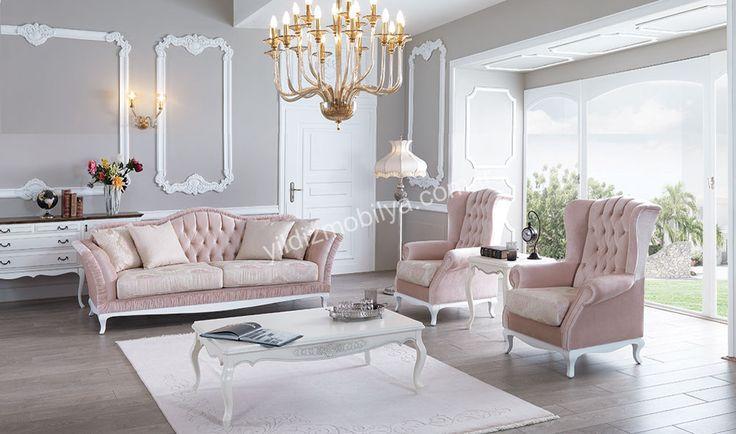 Sevilla Avangarde Salon Takımı #moda #kadın #pinterest #popüler #evdekorasyon #herşey #koltuk #trend #sofa #avangarde #yildizmobilya #furniture #room #home #ev #white #decoration #sehpa #moda http://www.yildizmobilya.com.tr/