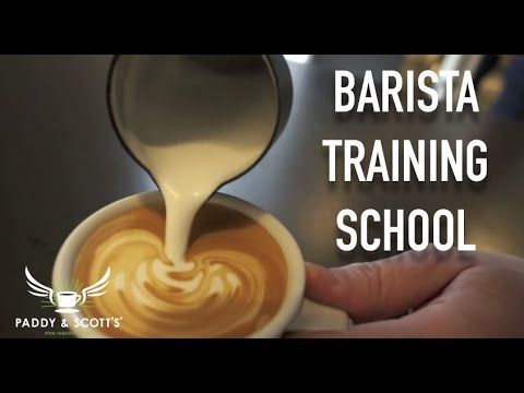 ▶ Techniques: How to make coffee like a true Barista (Tutorial) - YouTube
