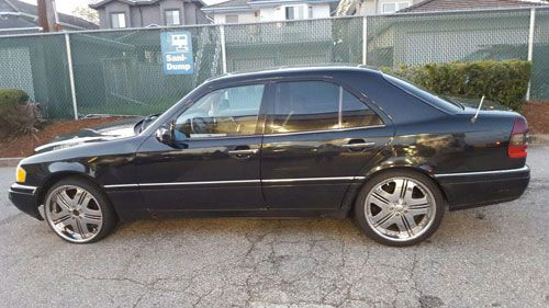 1999 Mercedes Benz C220 - Burnaby, BC #6045712934 Oncedriven