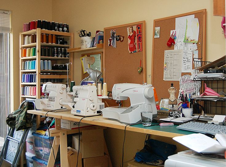 1000 Images About Sewing Room Project On Pinterest