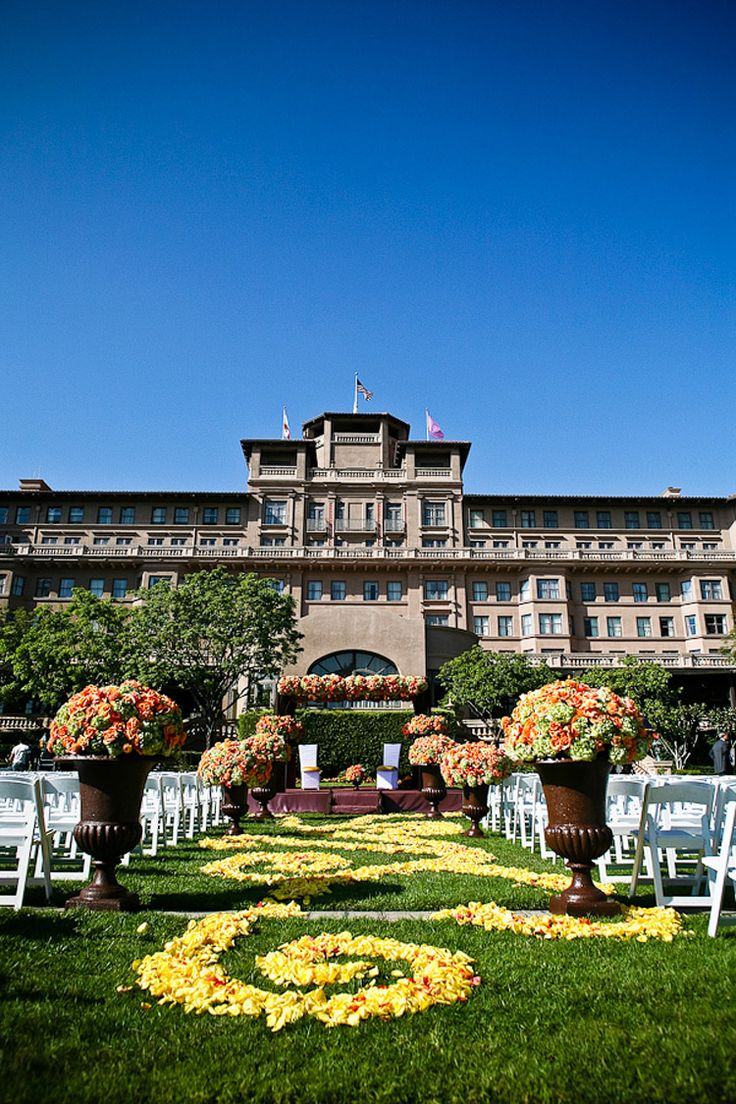 The Langham Huntington Pasadena Weddings Price Out And Compare Wedding Costs For Ceremony Reception Venues In Ca