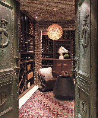 <3the brick: Wine Cellar, Brickwork Lov, Man Cave, 3The Brick, Brick Cellar, Brick Ceilings