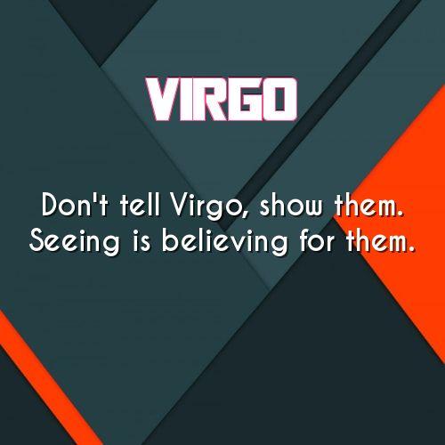 Virgo                                                       …
