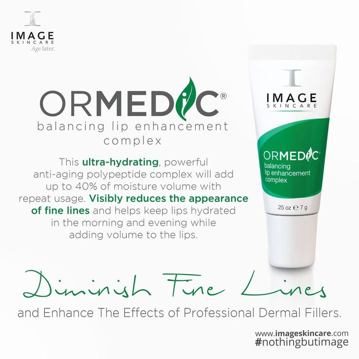 #ProductFeature #StaffFavourite Shop the product here: https://beautifulwellness.ca/collections/image-skincare/products/image-skincare-ormedic-balancing-lip-enhancement-complex?utm_campaign=coschedule&utm_source=pinterest&utm_medium=Dr.%20Buonassisi%20%7C%20Fiore%20Skin%20Clinic%20and%208%20West%20Cosmetic%20Surgery