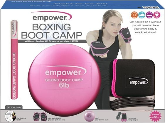B2C Boxing Boot Camp with DVD
