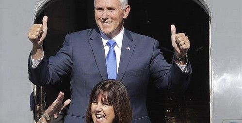 The two most breathtaking moments of Mike Pence's Cleveland speech - http://conservativeread.com/the-two-most-breathtaking-moments-of-mike-pences-cleveland-speech/