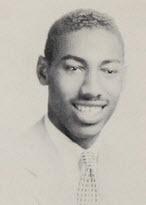 Wilt Chamberlain (August 21, 1936 - October 12, 1999)  Overbrook High School