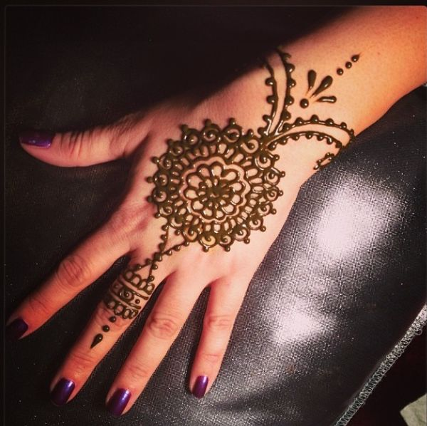 I would like the occasional Mehndi ring, I think it would be a lovely relation to India. Bridesmaid?