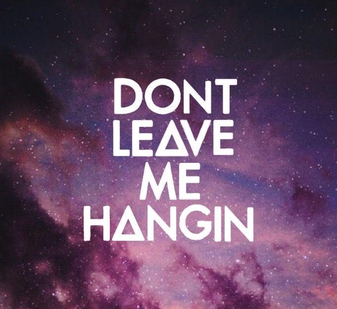 bastille hangin lyrics español