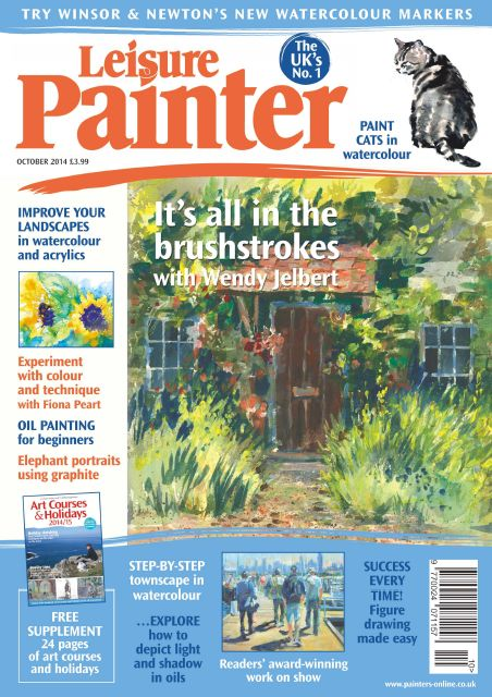 Leisure Painter and The Artist UK magazines | Painters Online