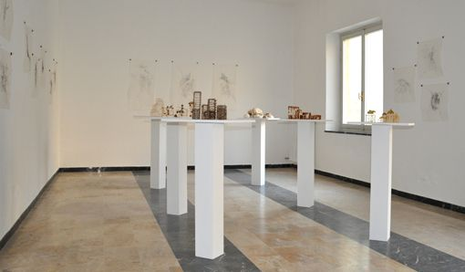 Giulia Berra , Monza, solo exhibition