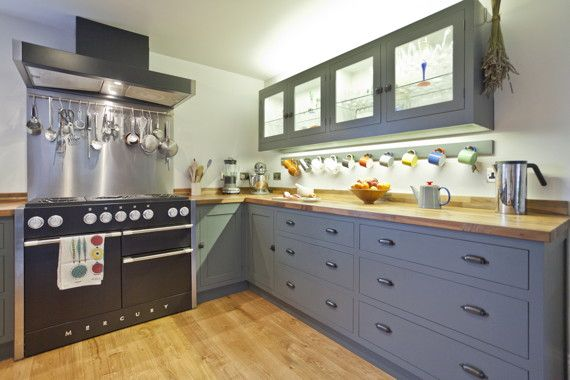 A timeless classic, renowned for its instant professional design, the Mercury range cooker fits perfectly into any kitchen scheme.
