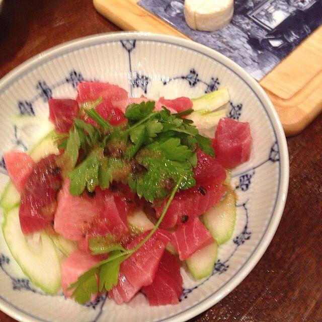 Mom's tuna salad
