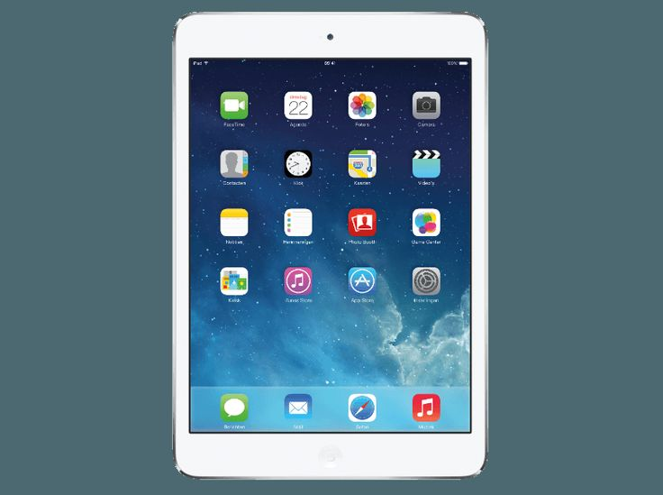 APPLE iPad mini 2 WiFi 32GB Silver Tablets & iPads bestel online bij Media Markt