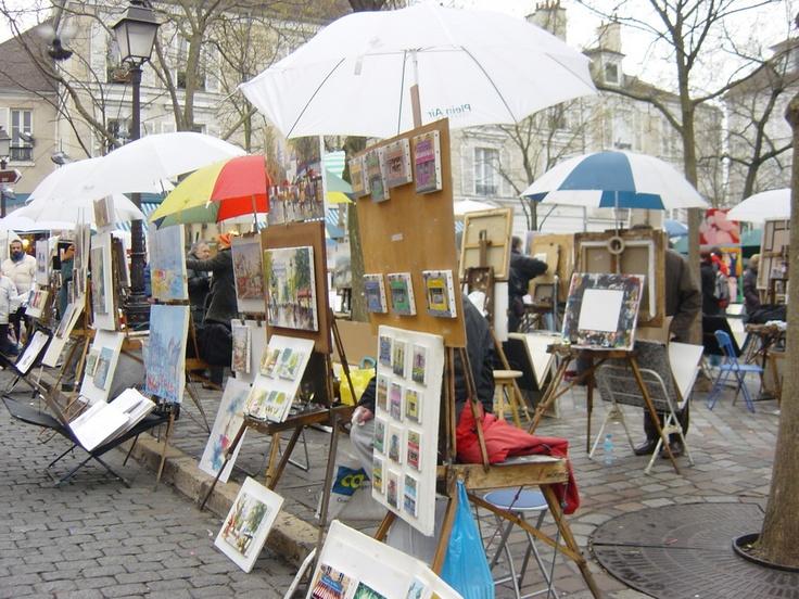 how to go to montmartre paris