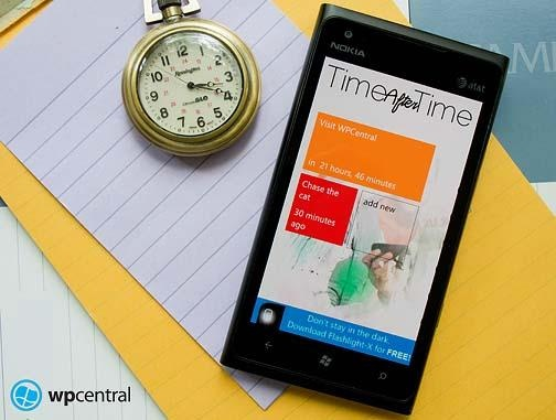 Time After Time is an interesting reminder app for your #WindowsPhone. The app not only lets you set reminders for tasks, events and other what nots but also helps you manage re-occurring items or events that you may want to keep track of.