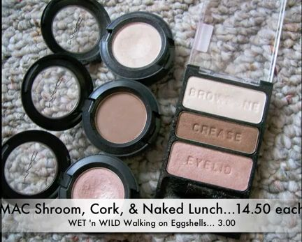 DUPES :: Another HUGE (affordable/drug store) dupe list w/ tons of MAC products & some NARS, Channel, theBalm, etc. PLUS pictures & videos!