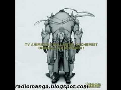 Full Metal Alchemist OST 1 - Brothers