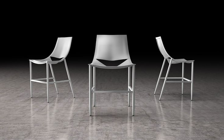 This award-winning Bar or Counter stool features a distinctive smooth grain reclaimed leather-wrapped seat with laser cut-out. Its expertly crafted carbon steel frame is available in a polished or painted finish. Also available in teak veneer frame. Winner of the 2015 IF Product Design Award. For more info please email us service@FurnitureToronto.com or Visit our showroom: 📍 700 Kipling ave, Toronto Ontario 🇨🇦️ ☎️ 416 503 0009 #bar #bars #barstool #barstools