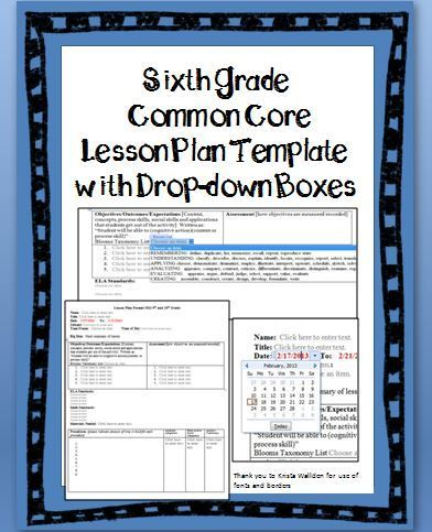 Best 25+ Lesson plan format ideas on Pinterest Lesson plan - plan templates in excel