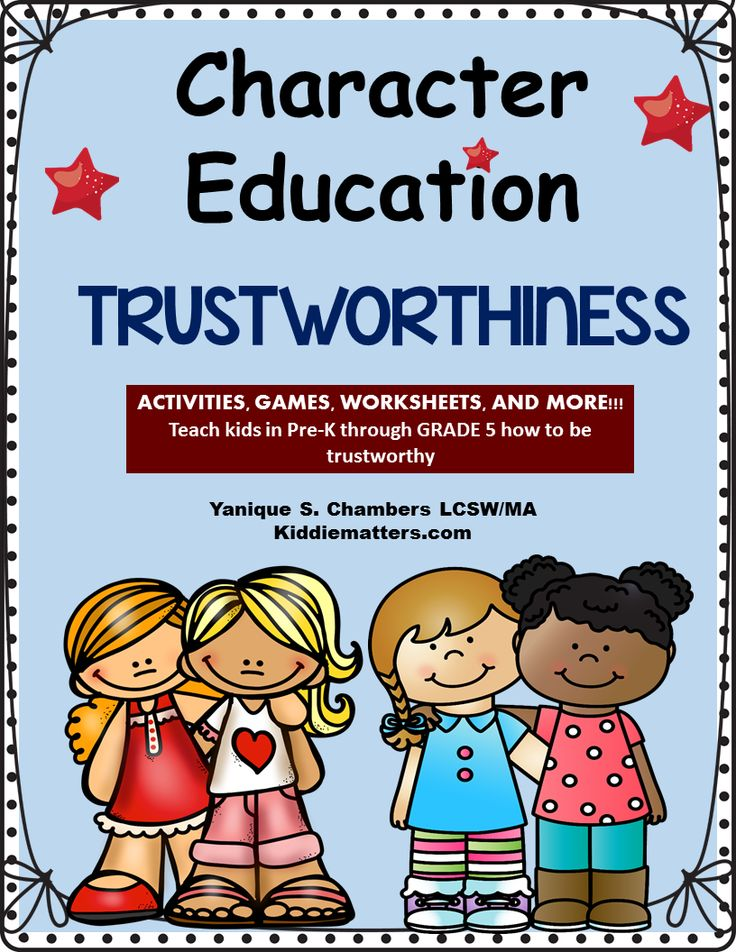 Worksheets Trustworthiness Worksheets 104 best images about kiddie matters store on pinterest character education lessons that teach kids trustworthiness