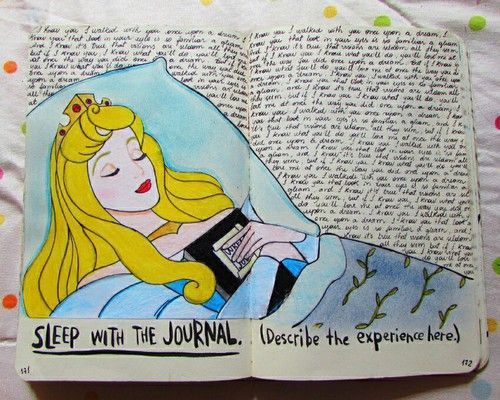 Sleeping beauty on We Heart It.                                                                                                                                                      More