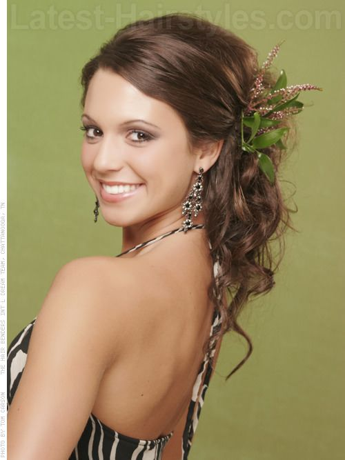 Formal Hairstyles At Home : 109 best formal hairstyles images on pinterest
