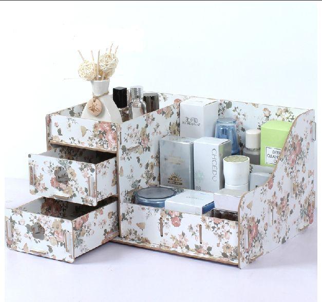 Diy makeup organizer box makeup vidalondon - Porta trucchi sephora ...