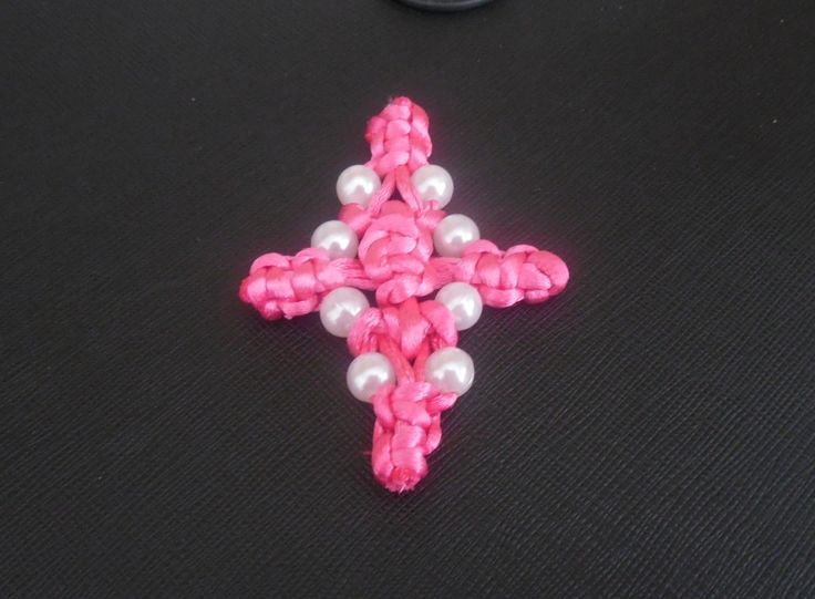 macrame cross