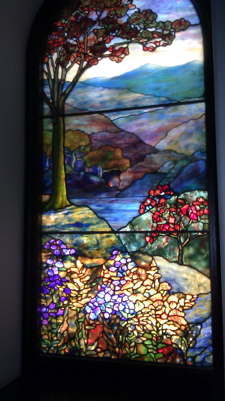 Best 25 tiffany stained glass ideas on pinterest louis for Art glass windows