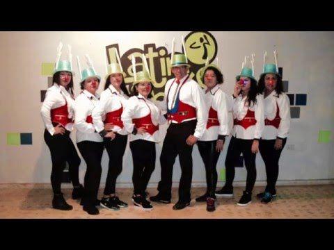 JINGLE BELL ROCK LATIN SHAKE   ZUMBA FITNESS - YouTube   Zumba workout, Zumba, Dance workout