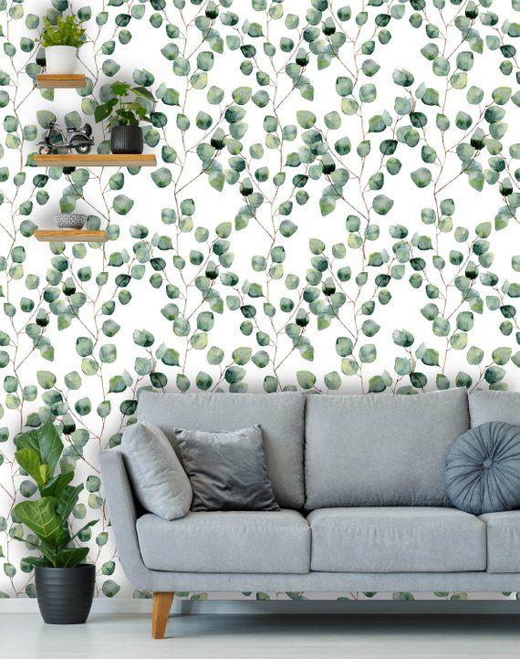 Removable Peel N Stick Wallpaper Self Adhesive Wall Etsy Peel N Stick Wallpaper Removable Wallpaper Nursery Removable Wallpaper