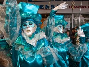 Carnival in Limoux