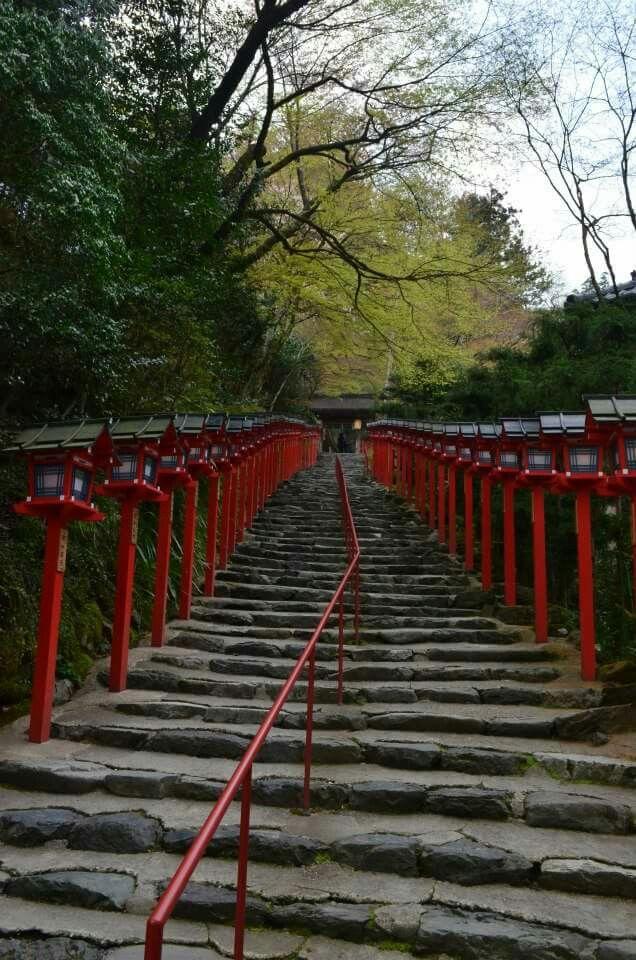 kifune Shrine, Kyoto.