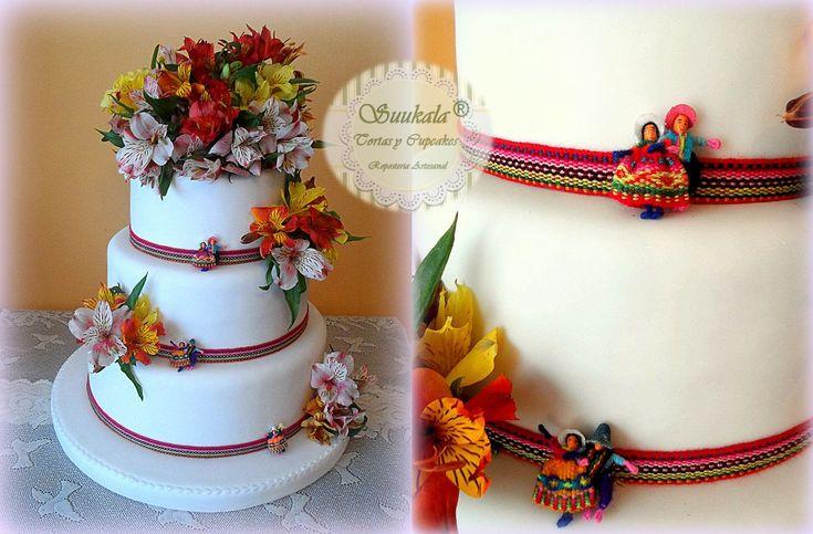 Image result for torta de boda peruana