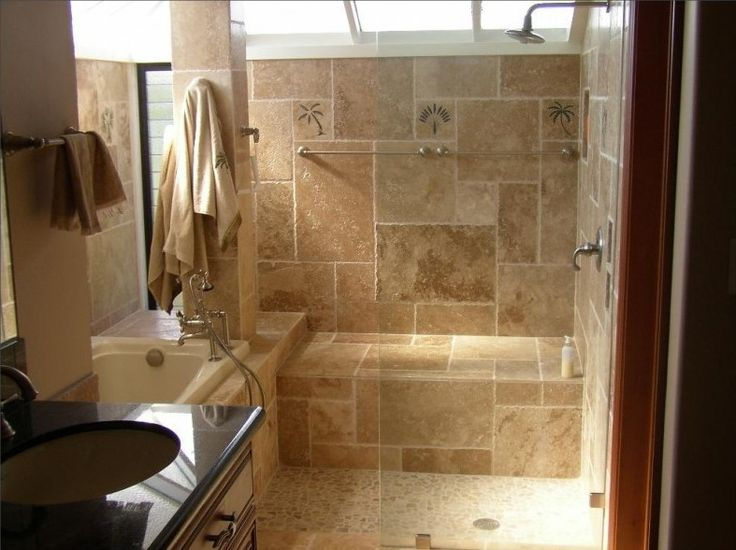 25 best bathroom ideas photo gallery on pinterest for Small bathroom ideas 6x6