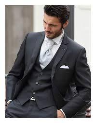 Risultati immagini per abito sposo grigio