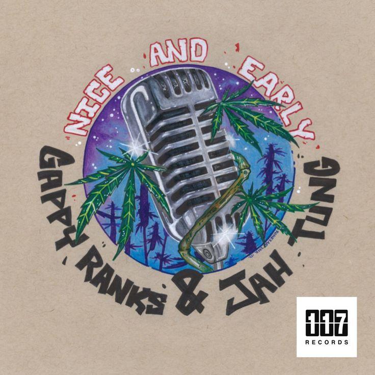 Gappy Ranks & Jah Tung | Nice N Early | via @GappyRanks @JahTung #UbuntuFMReggae Radio bit.ly/2hVHC8G