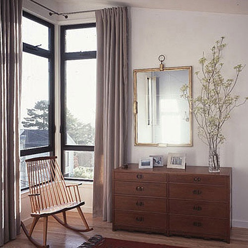 7 Great Color Palettes Surprising Bedroom Neutrals: 14 Best Images About Curtains On Pinterest