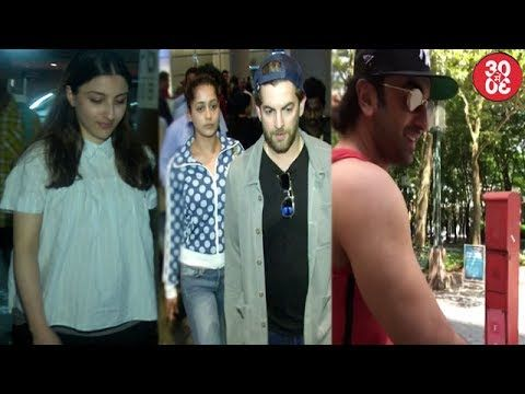 Soha Ali Khan,Huma & Neil Snapped At The Airport | Ranbir Gears Up For Sanjay Dutt Biopic - https://www.pakistantalkshow.com/soha-ali-khanhuma-neil-snapped-at-the-airport-ranbir-gears-up-for-sanjay-dutt-biopic/ - http://img.youtube.com/vi/OHclNjOGFqc/0.jpg