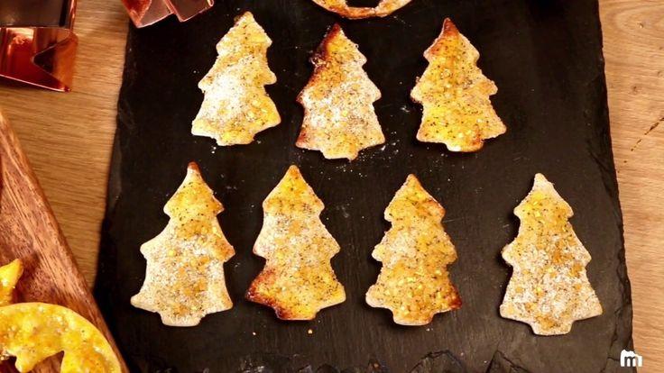 Crackers légers et craquants