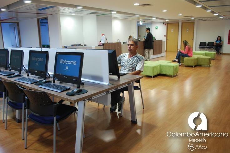 Sala Multimedia Sede Los Molinos